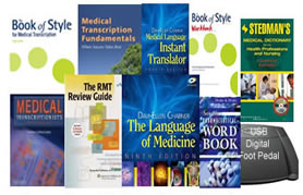 Medical Transcription Reference Material Books Mtinformation